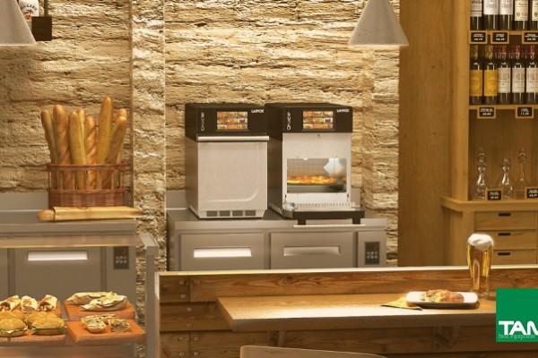 Visto in fiera: Forno Oracle e la serra Linfa di Qucino, Tamai attrezzature per la ristorazione, cucine professionali E GRANDI IMPIANTI