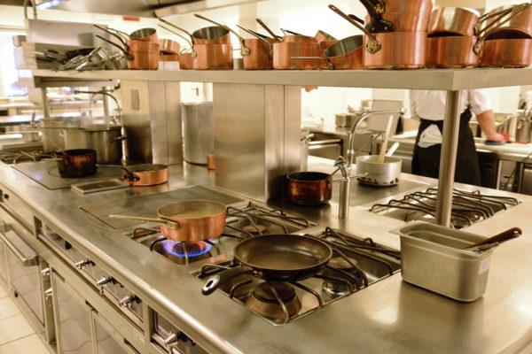 Progettare la cucina professionale del proprio ristorante
