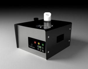 Sanificatore aria e grandi superfici con il perossido di idrogeno.