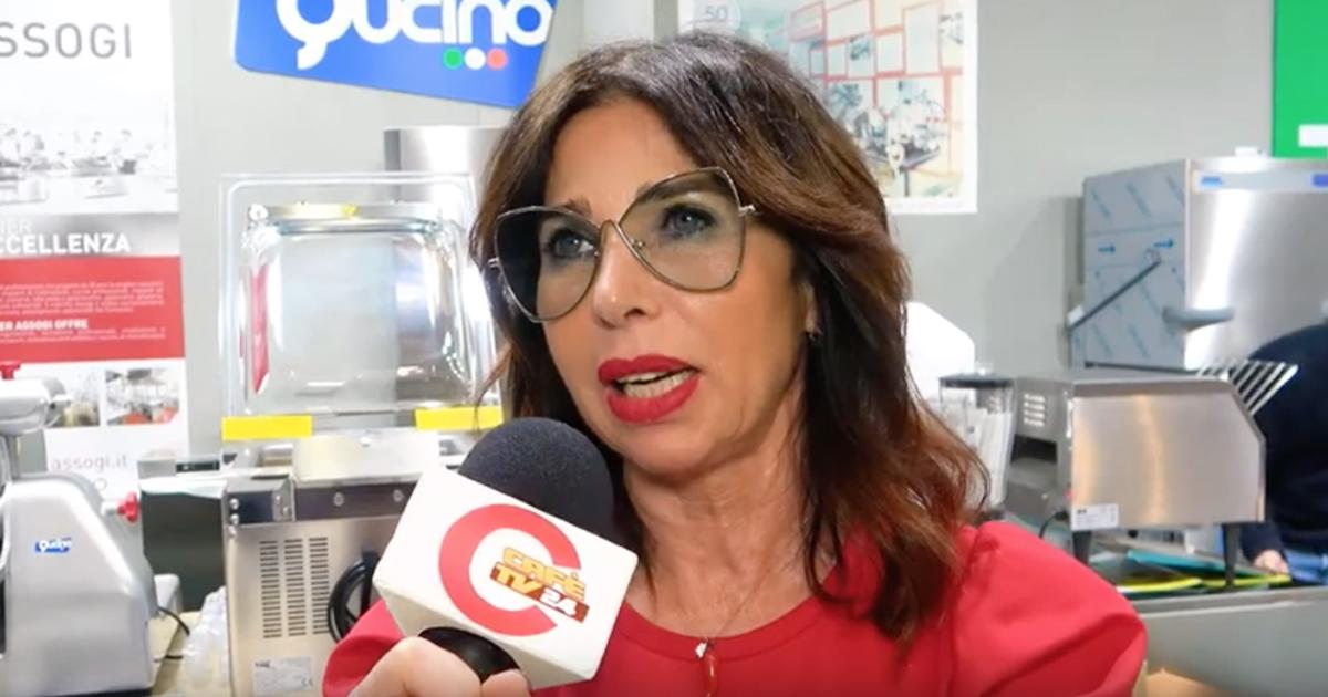 Fiera dell'Alto Adritico intervista a Manuela Tamai