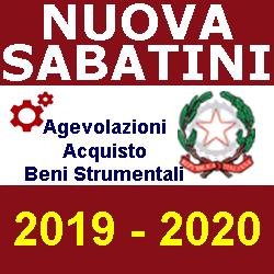AGEVOLAZIONI PER INVESTIMENTI: ACQUISTO MACCHINARI, IMPIANTI, ATTREZZATURE, BENI STRUMENTALI, ARREDI E TECNOLOGIE DIGITALI. RIFINANZIATA LA NUOVA SABATINI PER IL 2019 E 2020.