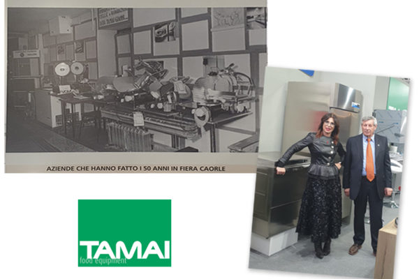 Tamai food Equipment Fiera Alto Adriatico