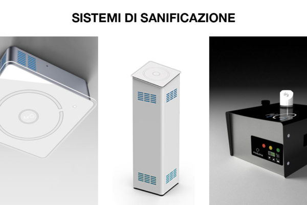sistemi di sanificazione