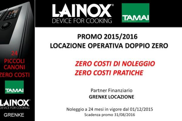 Promozione Lainox